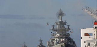 Флотилия российской армии в Арктике