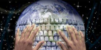 Распространение Интернета по всей планете