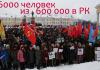 Карелия: митинг в поддержку братских народов Украины и Крыма