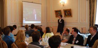 Презентация Карелии на конференции в Брюсселе