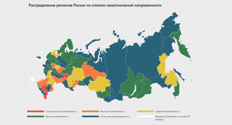 Волнения в россии схема