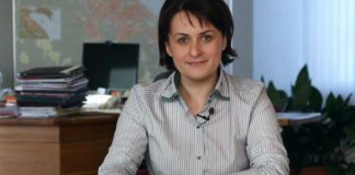 Мэр Петрозаводска Галина Ширшина