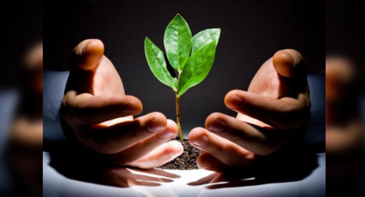 Логотип ко Дню эколога