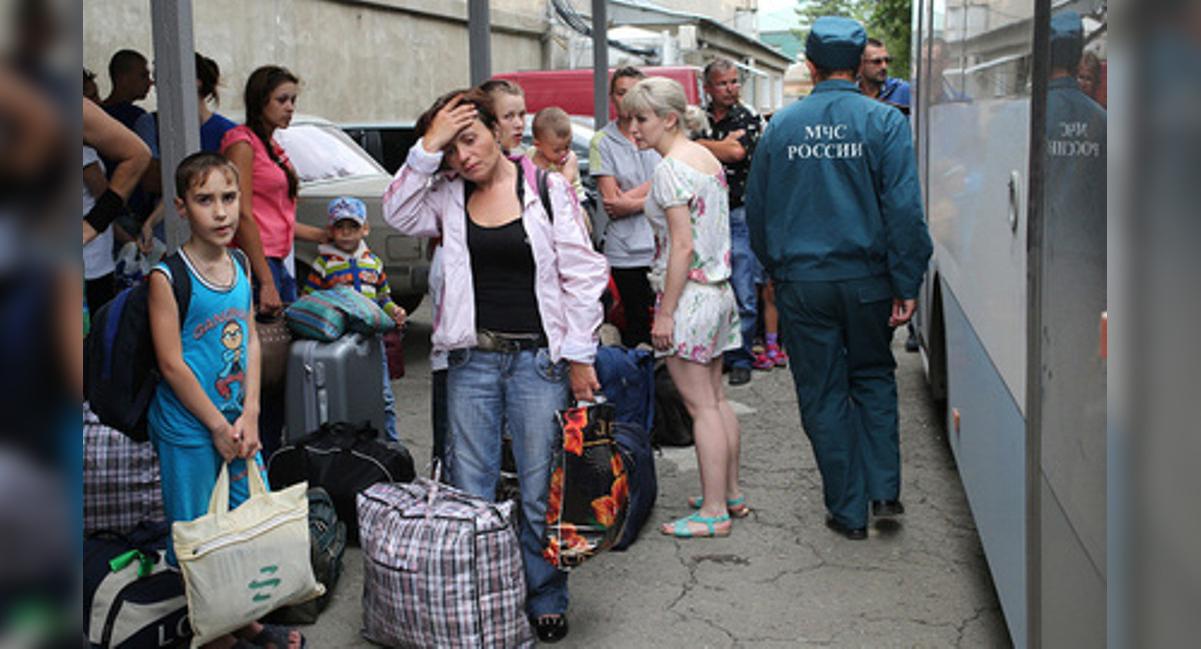 Украинские мигранты в России. Чужие среди своих?