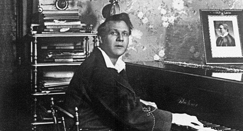 Ф.И. Шаляпин за фортепиано