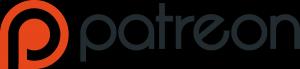 Логотип Patreon — системы постоянной поддержки творцов разнообразного контента
