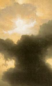 фрагмент картины Айвазовского «Хаос» 1841-02