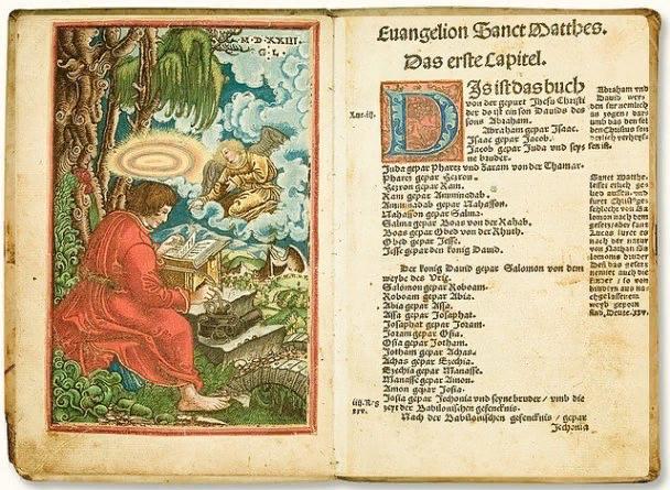 Библия Лютера с иллюстрациями Лукаса Кранаха-03
