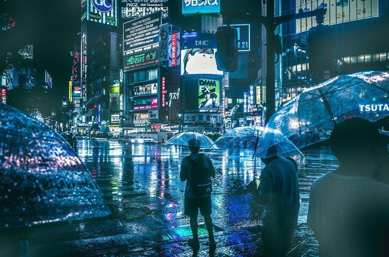 30 фото, доказывающих, что эпоха киберпанка уже наступила (правда не везде по миру)