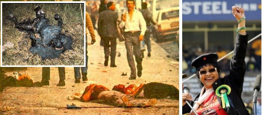 Жертвы терактов в Кейптауне
