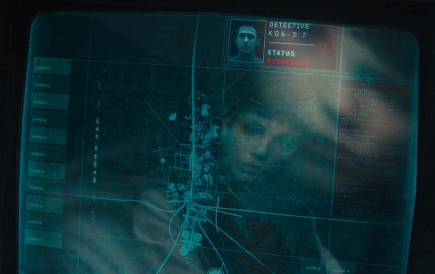 Кадр из фильма «Бегущий по лезвию 2049», 2017 год