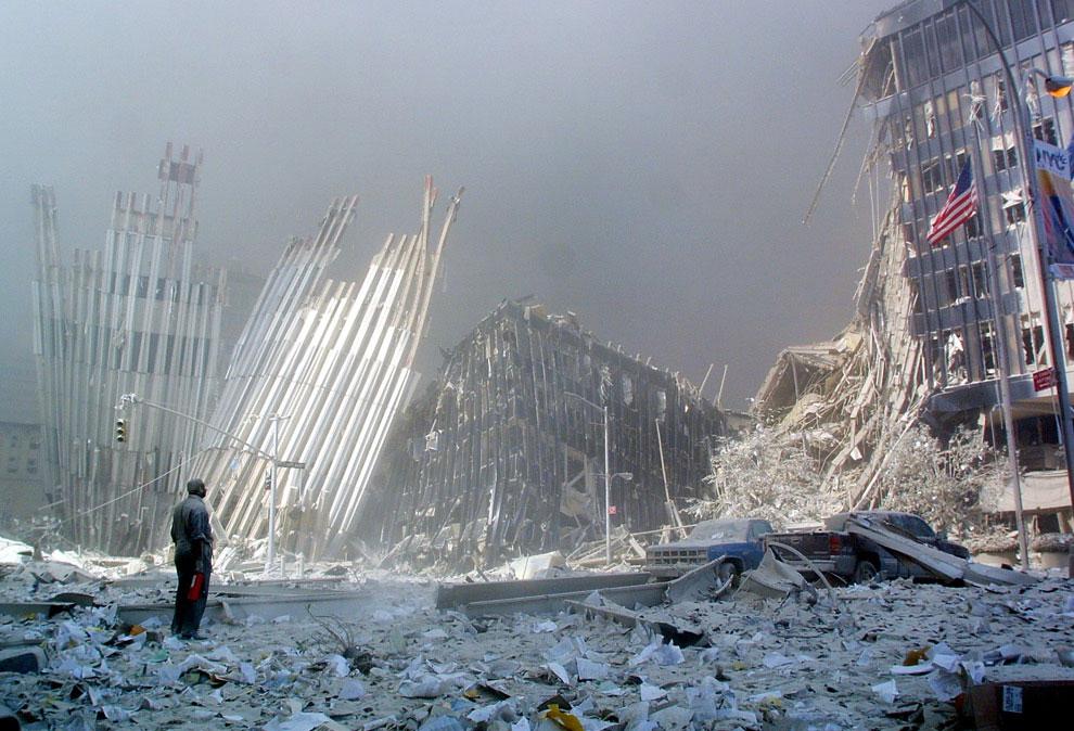 После теракта 11 сентября 2001 года