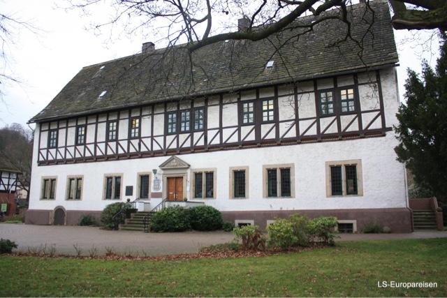 дом Мюнхаузена в Боденвердере