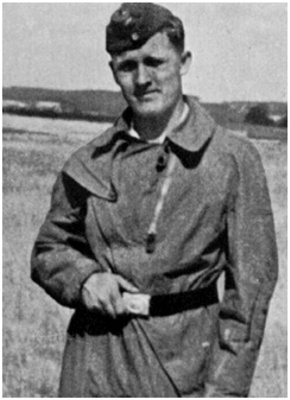Вернер фон Браун. Фото начала 30-х годов