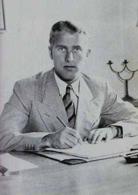 Вернер фон Браун. Германия
