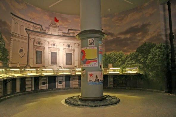 Обзорная экскурсия по музею истории ВОВ в Беларуси