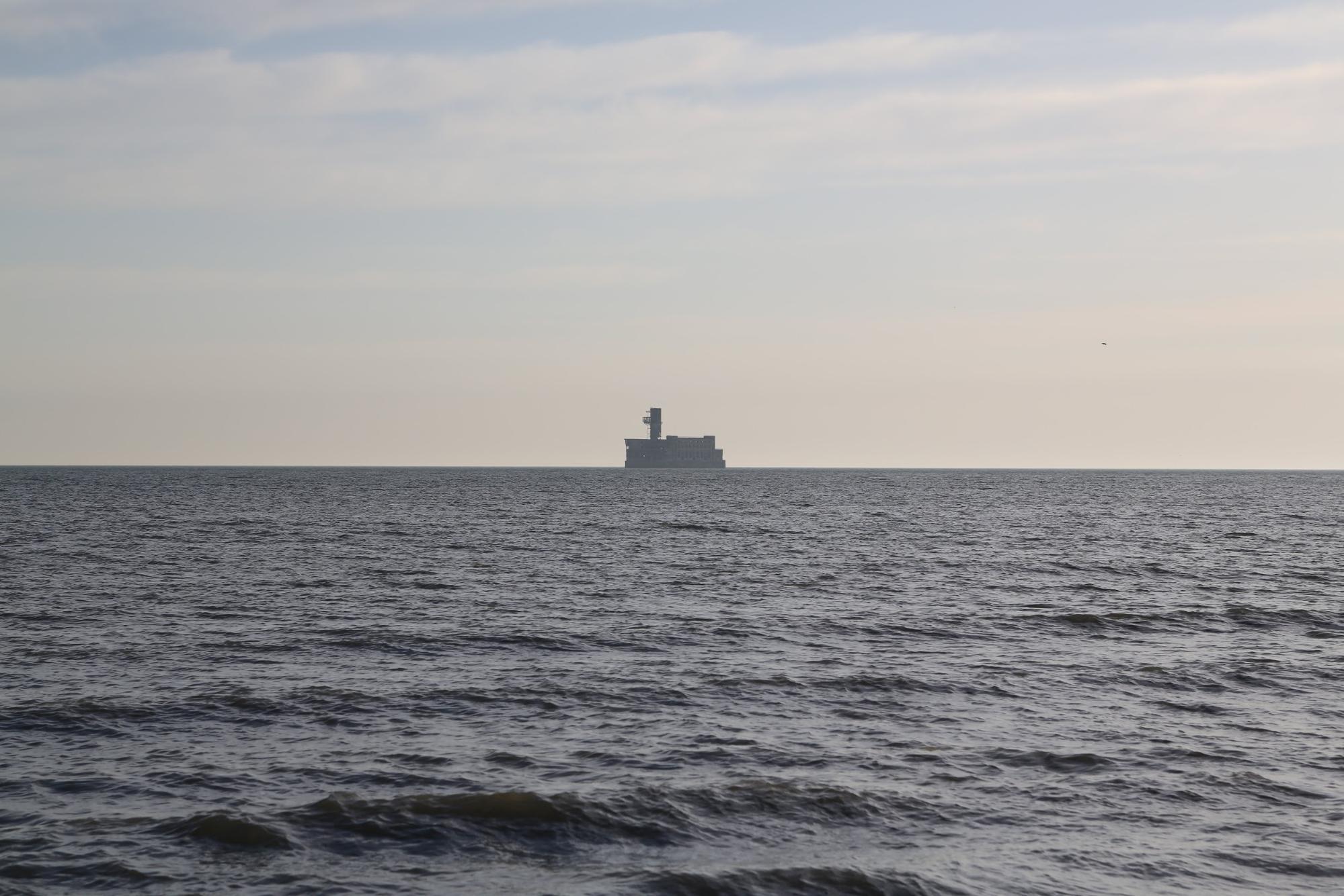Цех №8 завода «Дагдизель», где собирали и испытывали торпеды