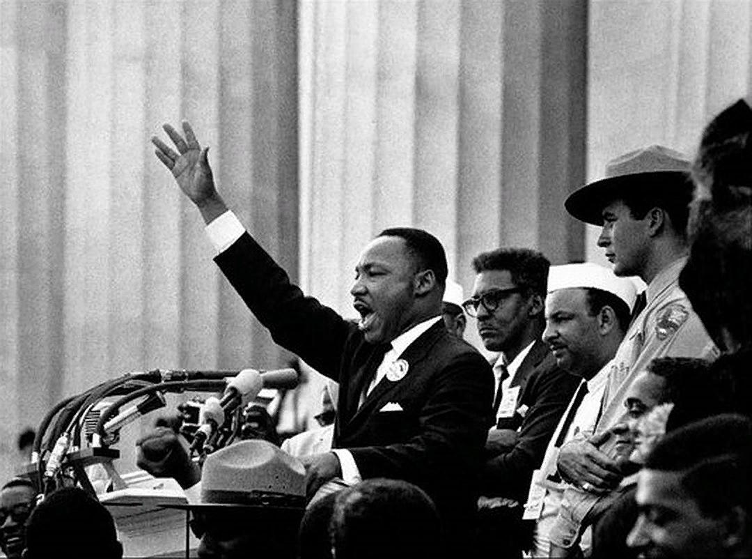 Мартин Лютер Кинг и его речь «У меня есть мечта»