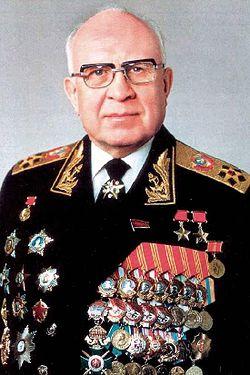 Горшков Сергей Георгиевич