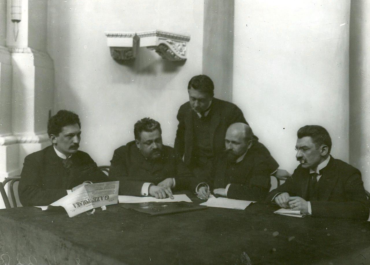 Группа депутатов Второй Государственной думы от Польши