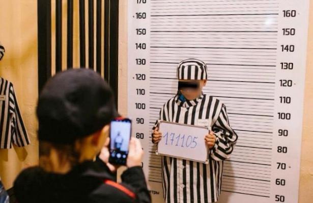 в Мурманске играли в заключённых
