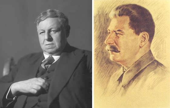 Тарле и Сталин
