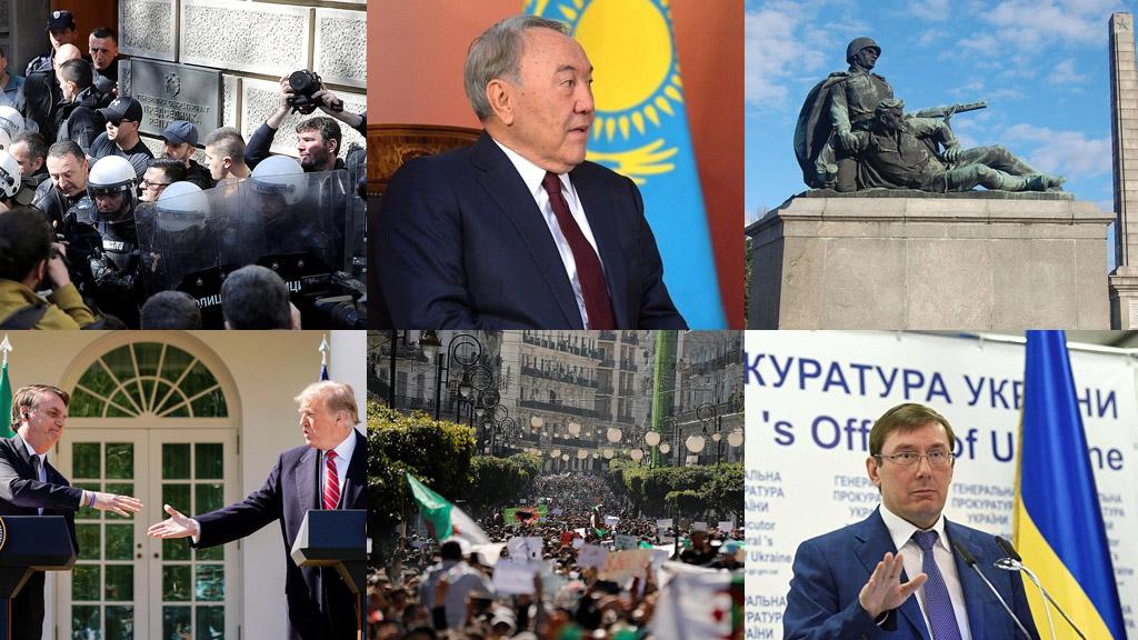 Хронология гражданской войны на Украине — новости за 22 марта 2016